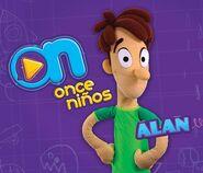 AlanOnceNiños