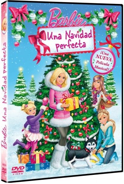 Barbie en una Navidad perfecta
