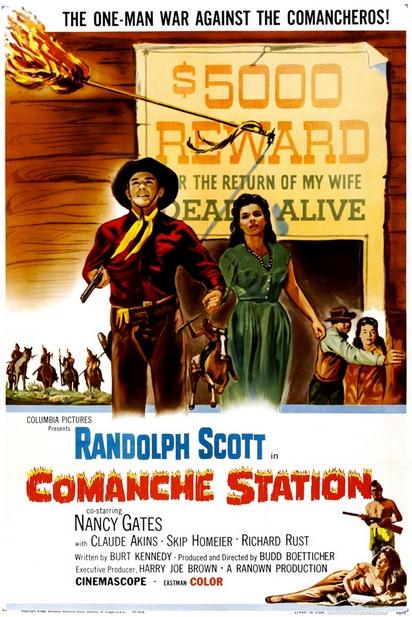 Estación Comanche