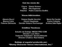 Doblaje Latino de Programa de Talentos (2)