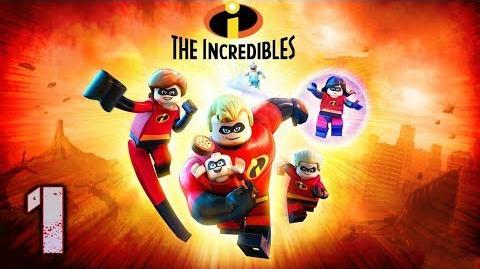"""LEGO LOS INCREÍBLES - GAMMEPLAY ESPAÑOL (LATINO) - EPISODIO 1 """"CAMPO MINADO"""""""