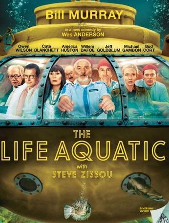 Vida acuática con Steve Zissou