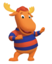 The Backyardigans Tyrone Nickelodeon Nick Jr. Character Image