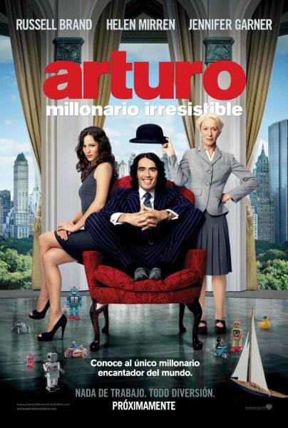 Arturo: Millonario irresistible