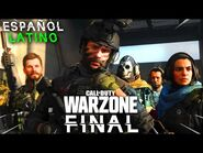 CINEMATICA FINAL de Call of Duty- WARZONE en ESPAÑOL LATINO - *Soap, Price, Ghost, Zakhaev, Nuclear*