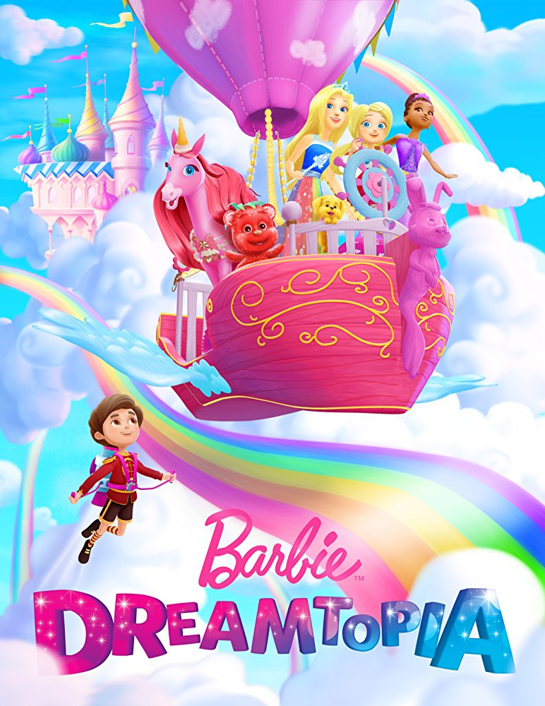 Barbie Dreamtopia: La Serie