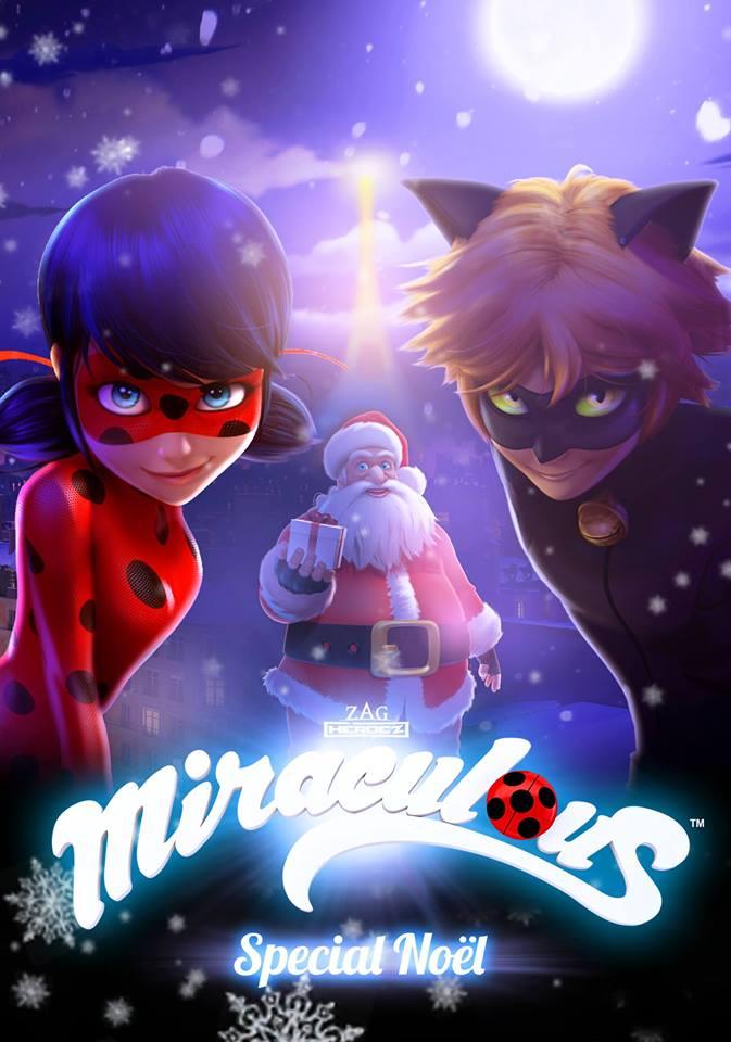 Anexo:Especiales de Miraculous: Las aventuras de Ladybug
