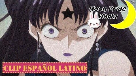 Sailor Moon Crystal - Acto 34 Infinidad 7 Transformacion Super Sailor Moon Español Latino-0