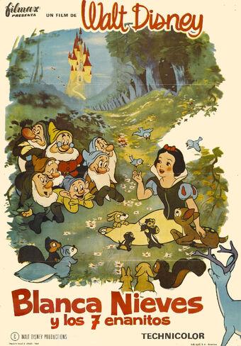 Blancanieves Y Los Siete Enanitos Redoblaje Wiki Doblajes Disney Fandom