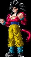 Son Goku GX (SSJ4)