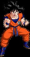 Goku saga saiyajin v2 by dbkaifan2009-d2z3tda copy