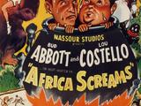 Abbott y Costello: Las minas del rey Salmonete