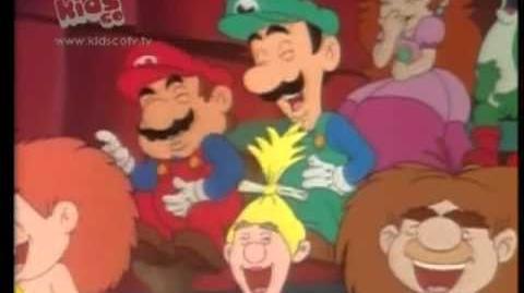 Super Mario World (Cap