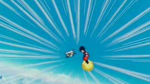 Dragon Ball Z Opening 1 España