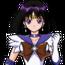 Sailor Saturn SMS