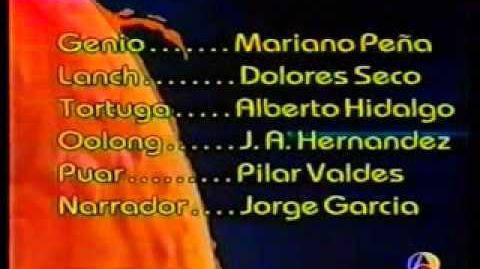 """Bola de dragón Z"" ""Dragon Ball Z"" (Spain's 1st Ending Cierre nº1 en España)"