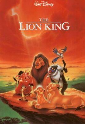 Title original The lion king
