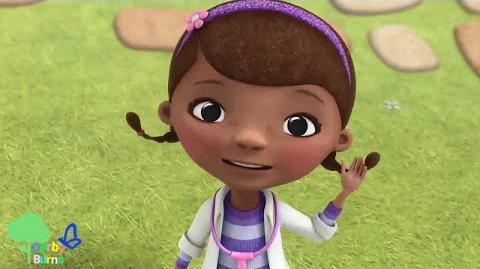 Doc McStuffins Stay Calm - Song Music Video