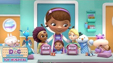 In Case of an Emergency Music Video Doc McStuffins Disney Junior