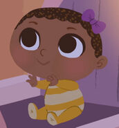 Maya in disney junior nursery rhymes