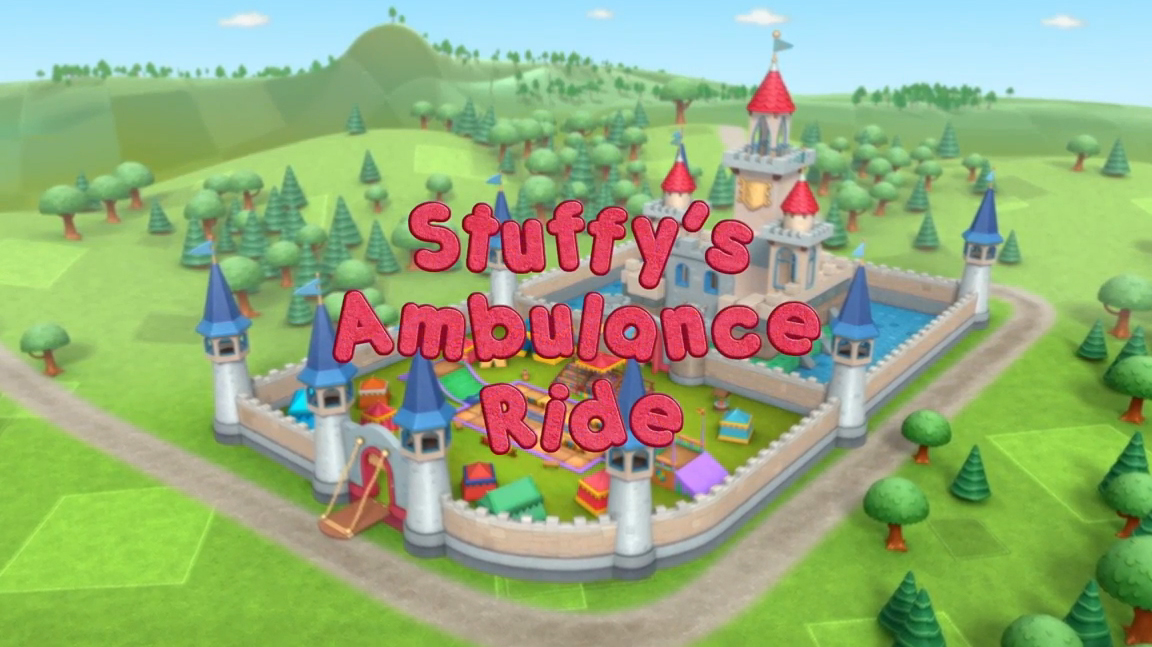 Stuffy S Ambulance Ride Doc Mcstuffins Wiki Fandom It appears as the album's eighth track, preceded by a string arrangement, chromatica ii. doc mcstuffins wiki