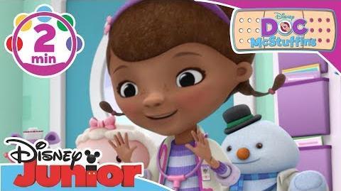 Doc McStuffins Get-Well Gus Song Disney Junior UK