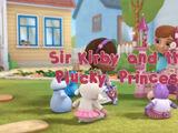 Sir Kirby and the Plucky Princess