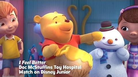 Feel Better Music Video Doc McStuffins Disney Junior
