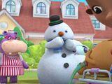 Selfless Snowman