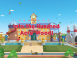 Into the Hundred Acre Wood!