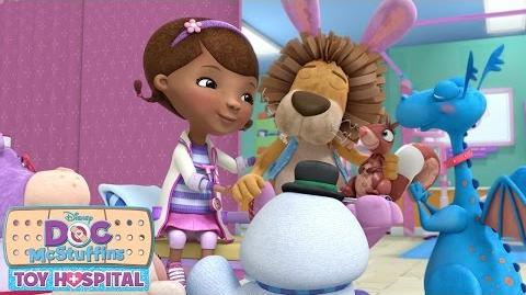 Never Stop Loving a Toy Music Video Doc McStuffins Disney Junior