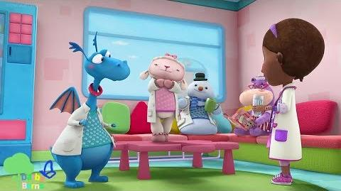 Doc McStuffins Toy Hospital I'm So Great at My Job - Song Music Video