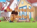 No Sweetah Cheetah