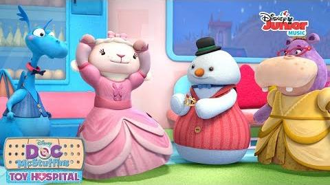 Tonight Is Going to Be Perfect Music Video Doc McStuffins Disney Junior