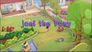 Joni the pony title.jpg