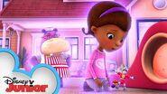 A World Without Doc 😢- Doc McStuffins - Disney Junior