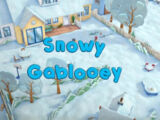 Snowy Gablooey