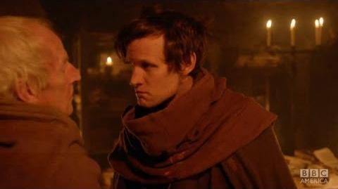 """DOCTOR_WHO_""""The_Mad_Monk""""_-_The_Bells_of_Saint_John_BBC_AMERICA"""
