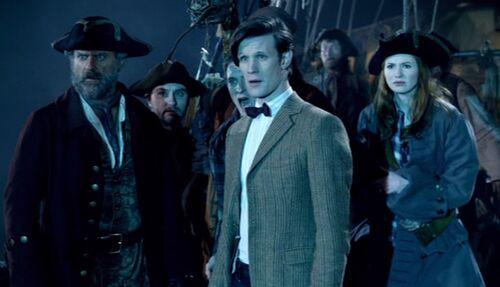 Docteur pirates