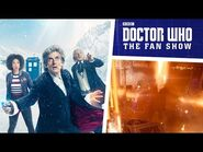 The Twelfth Doctor's Final Story, Regeneration & MORE! - The Aftershow - Doctor Who- The Fan Show