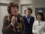 With Fourth Doctor