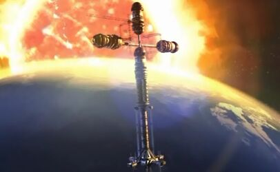 Doctor Who Wiki:Lieux/Stations spatiales