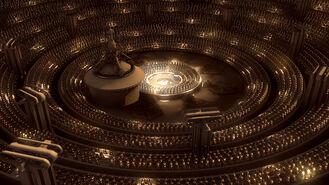 Parlement des Daleks