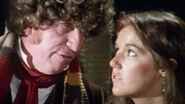The Doctor Meets Leela - The Face of Evil - Doctor Who
