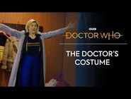 The Thirteenth Doctor's Costume - Doctor Who- Series 11