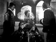 Elizabeth vue par le Premier Docteur