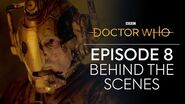 Creating the Lone Cyberman The Haunting of Villa Diodati Doctor Who Series 12