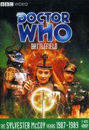 Battlefield DVD Cover