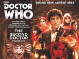 The Second Doctor: Volume One (anthologie audio)