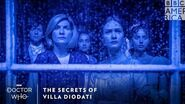 The Secrets of Villa Diodati Behind the Scenes of Doctor Who Sundays at 8pm BBC America